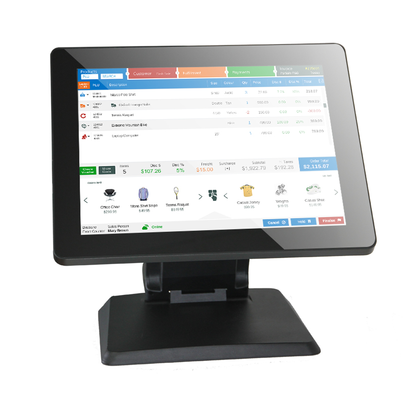 POS Touch Screen Core I3 - 1588-i3
